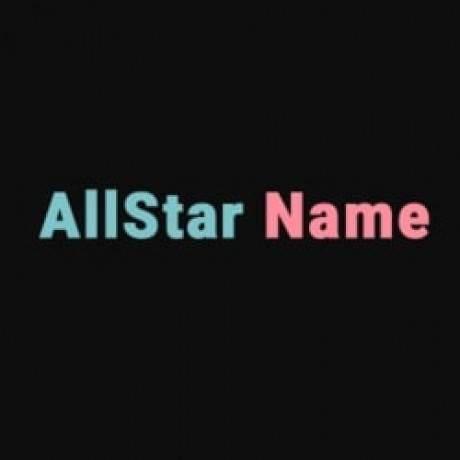AllStar Name