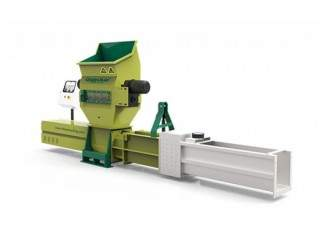 Hot sale GREENMAX Z-C200 foam compactor