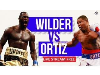 Wilder vs Ortiz live streaming reddit