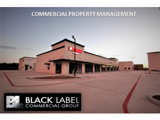 Houston Commercial Real Estate Broker - Black Label Commercial Group