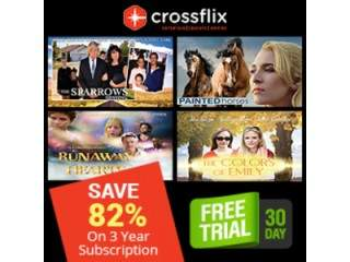 Crossflix Gives You Access To The Best Christian Movies