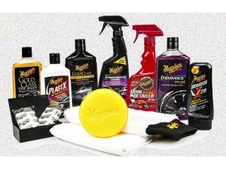 Car Wash Products: Interior Cleaning & Detailing
