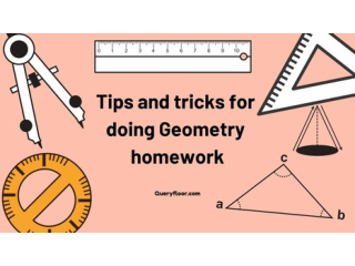 Geometry Homework Answers Online