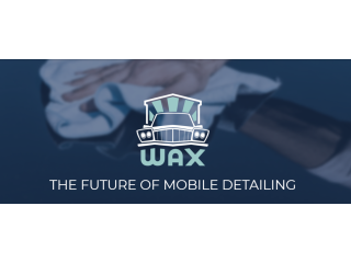 Wax Mobile Detailing | Mobile Detailing App
