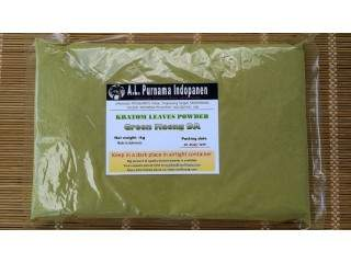 KRATOM leaves powder | Green, White, Red, Yellow strains and 40+ blends | Online store & wholesale