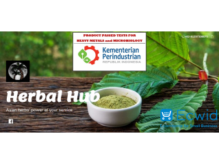 HERBAL HUB: KRATOM leaves powder and more from Indonesia (wholesale and online store)