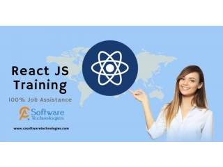 React JS Course Certified Training in Las Vegas - CA Software Technologies