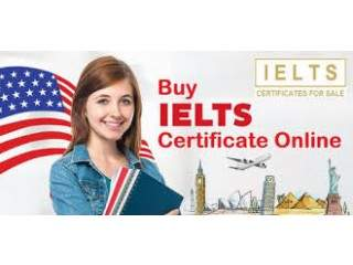Buy IELTS certificate, TOEFL without exam