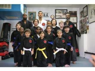 Kids Martial Arts in DC
