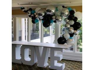 Mylar foil balloons decor – Several styles and themes to compliment your celebration