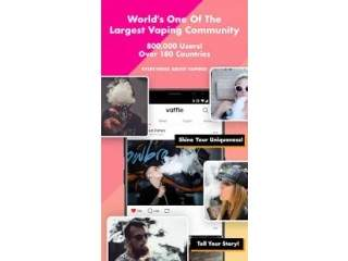 World's One Of The Largest Vaping Community