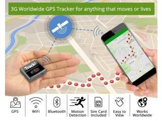 Tracki Mini Real-time GPS Tracker for Sale - Available Worldwide